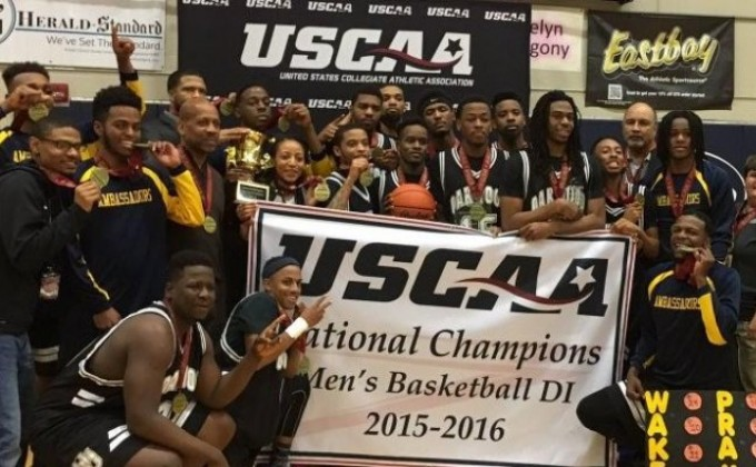 Photo for Oakwood University Wins It All!